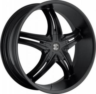 2 CRAVE WHEELS  2 CRAVE N05 SATIN BLACK RIM