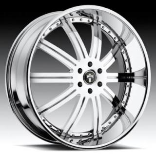 TYPE 27 CHROME RIM by DUB FORGED