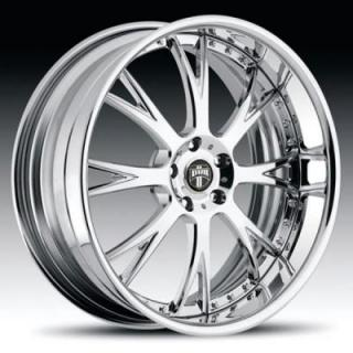 TYPE 12 CHROME RIM by DUB FORGED