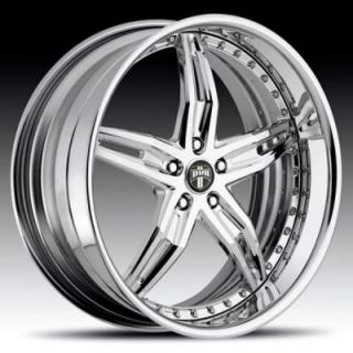 TYPE 14 CHROME RIM by DUB FORGED