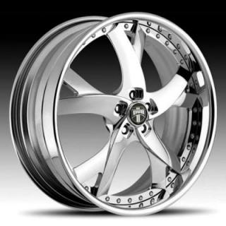 TYPE 16 CHROME RIM by DUB FORGED