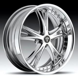 TYPE 20 CHROME RIM by DUB FORGED