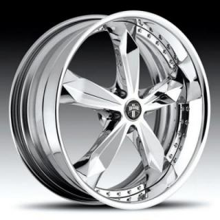TYPE 22 CHROME RIM by DUB FORGED