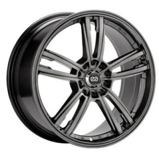 ENKEI WHEELS  KLAMP HYPERBLACK WHEEL