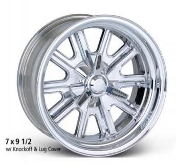 ET WHEELS  AC-III POLISHED WHEEL