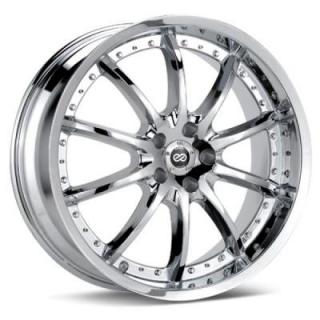 ENKEI WHEELS  LF-10 LUXURY CHROME WHEEL