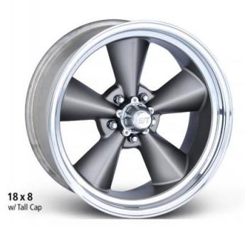 ET WHEELS  CLASSIC FIVE CAST CENTER WHEEL