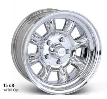 ET WHEELS  LT-III POLISHED WHEEL