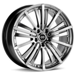 ENKEI WHEELS  LSF PLATINUM METALLIC WHEEL