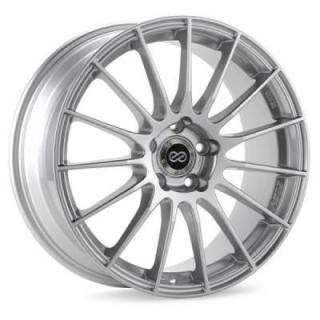 ENKEI WHEELS  RS05 SILVER WHEEL