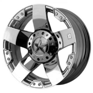 SPECIAL BUY WHEELS  XD775 CHROME RIM