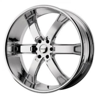 SPECIAL BUY WHEELS  KMC - KM671 CHROME PPT