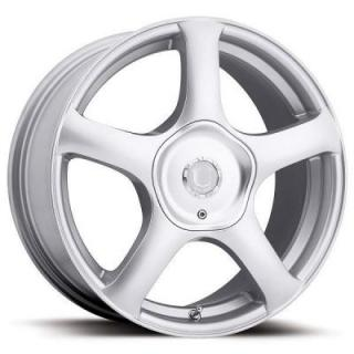ULTRA WHEELS   ALPINE WINTER 402 SILVER RIM