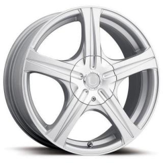SLALOM 403 SILVER RIM from ULTRA WHEELS - EARLY BLACK FRIDAY SPECIALS!