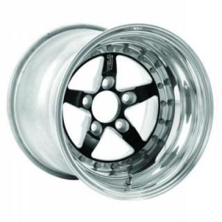 WELD RACING WHEELS  WELDSTAR RT BLACK ANODIZED RIM