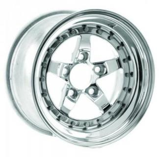 WELD RACING WHEELS  WELDSTAR RT POLISHED RIM