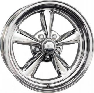 BILLET SPECIALTIES WHEELS  CRUISE LINE CLASSIC POLISHED RIM