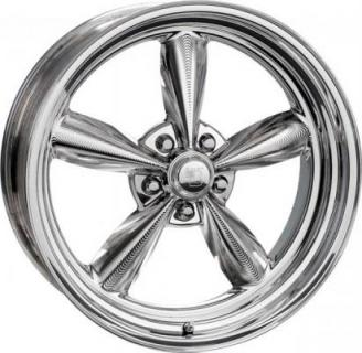 BILLET SPECIALTIES WHEELS  CRUISE LINE REBEL POLISHED RIM
