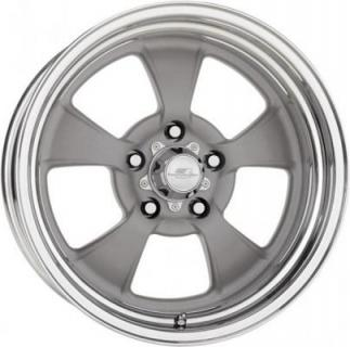BILLET SPECIALTIES WHEELS  DYNO SERIES DYNO GRAY RIM