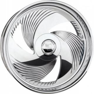 BILLET SPECIALTIES WHEELS  GS SERIES GS08 POLISHED RIM