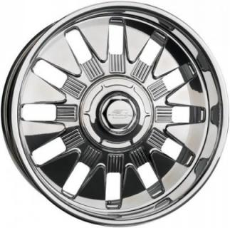 BILLET SPECIALTIES WHEELS  GS SERIES GS68 POLISHED RIM