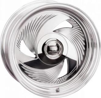 BILLET SPECIALTIES WHEELS  GTP SERIES GTP08 POLISHED RIM