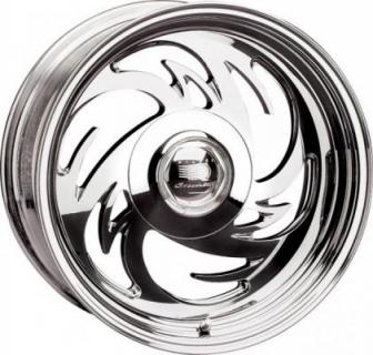 BILLET SPECIALTIES WHEELS  GTP SERIES GTP52 POLISHED RIM