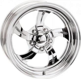 BILLET SPECIALTIES WHEELS  GTX SERIES GTX02 POLISHED RIM