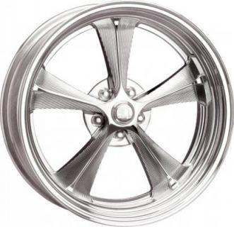 BILLET SPECIALTIES WHEELS  GTX SERIES GTX35 POLISHED RIM