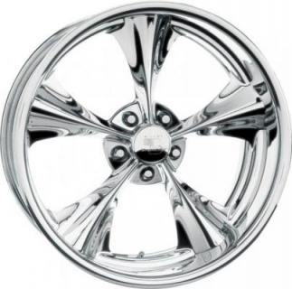 BILLET SPECIALTIES WHEELS  LEGENDS SERIES DAGGER POLISHED CUSTOM BUILD