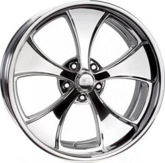 BILLET SPECIALTIES WHEELS  PROFILE COLLECTION FUELIE POLISHED RIM