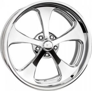 BILLET SPECIALTIES WHEELS  PROFILE COLLECTION HIBOY POLISHED RIM