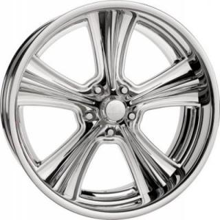 BILLET SPECIALTIES WHEELS  PROFILE COLLECTION MAGNITUDE POLISHED RIM