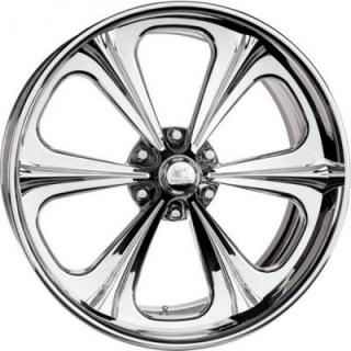 BILLET SPECIALTIES WHEELS  PROFILE COLLECTION RAIL 6 POLISHED RIM