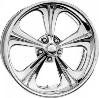 BILLET SPECIALTIES WHEELS  PROFILE COLLECTION RAIL POLISHED RIM