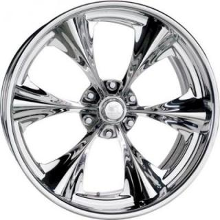 BILLET SPECIALTIES WHEELS  PROFILE COLLECTION STILETTO 6 POLISHED RIM