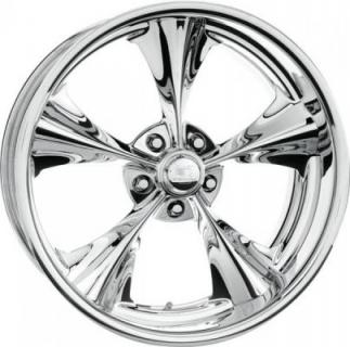 BILLET SPECIALTIES WHEELS  PROFILE COLLECTION STILETTO POLISHED RIM