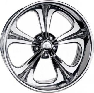 BILLET SPECIALTIES WHEELS  PROFILE COLLECTION RAT TAIL POLISHED RIM