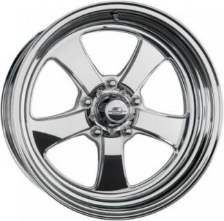 BILLET SPECIALTIES WHEELS  RALLY POLISHED RIM