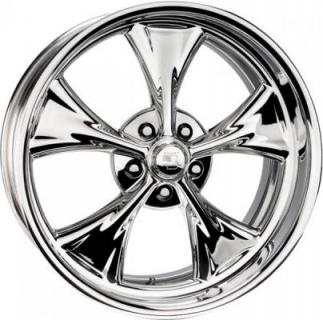 BILLET SPECIALTIES WHEELS  SLC SERIES SLC65 POLISHED RIM