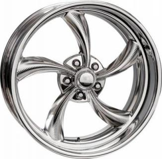 BILLET SPECIALTIES WHEELS  SLC SERIES SLC75 POLISHED RIM