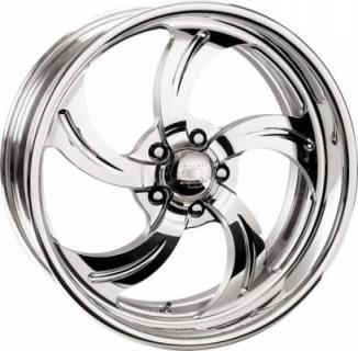 BILLET SPECIALTIES WHEELS  SLG SERIES SLG02 POLISHED RIM