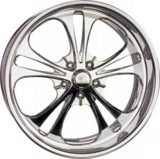BILLET SPECIALTIES WHEELS  SLG SERIES SLG05 POLISHED RIM