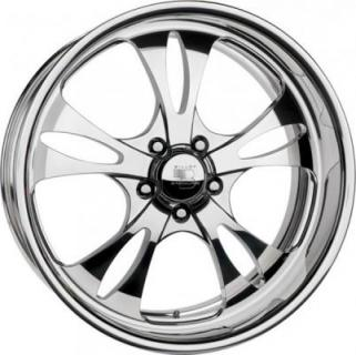 BILLET SPECIALTIES WHEELS  SLG SERIES SLG45 POLISHED RIM