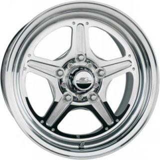 BILLET SPECIALTIES WHEELS  STREET LITE SERIES POLISHED RIM