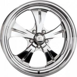 BILLET SPECIALTIES WHEELS  STREET SMART LINE QUALIFIER POLISHED CUSTOM BUILD