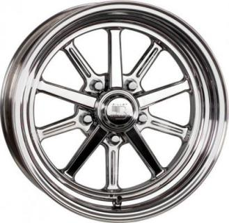 BILLET SPECIALTIES WHEELS  VINTAGE SERIES ALTERED POLISHED RIM