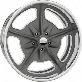 BILLET SPECIALTIES WHEELS  VINTAGE SERIES BONNEVILLE G GRAY RIM