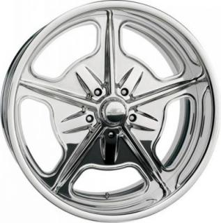 BILLET SPECIALTIES WHEELS  VINTAGE SERIES BONNEVILLE POLISHED RIM