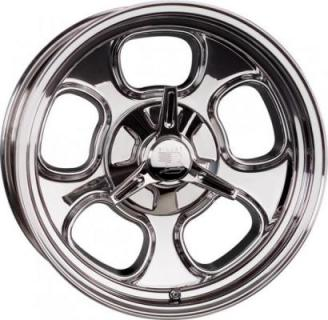 BILLET SPECIALTIES WHEELS  VINTAGE SERIES DRAGSTER POLISHED RIM